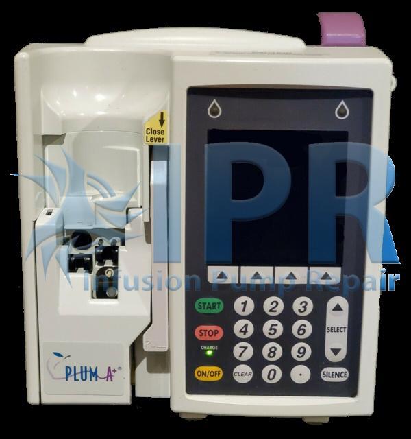 Hospira Plum A+ with Mednet
